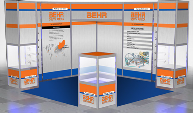 Showstand Design